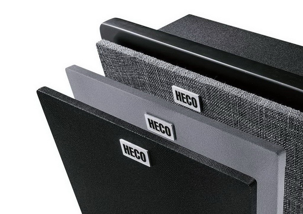 Heco Ambient 44 F Black